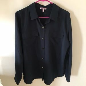 Juicy Couture button down blouse